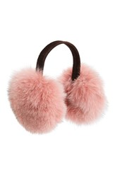 Kyi Kyi Women's Genuine Fox Fur Earmuffs