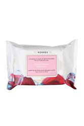 Korres Pomegranate Cleansing Wipes N A
