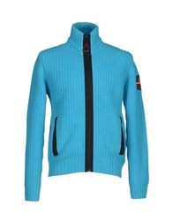 Cape Horn Cardigans Turquoise