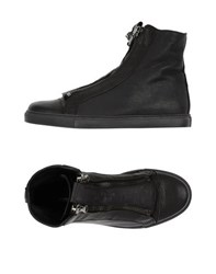 Messagerie Footwear High Tops And Trainers Men Black