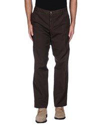 Burberry London Trousers Casual Trousers Men Dark Brown