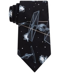 Star Wars Battle Scene Tie