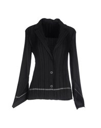 Issey Miyake Suits And Jackets Blazers Women Steel Grey