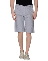 Yoon Trousers Bermuda Shorts Men Grey