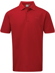 Ping Phoenix Tour Polo Red