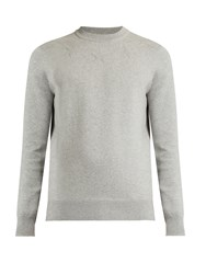 Givenchy Cuban Fit Star Knit Sweatshirt Grey