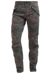 G Star Gstar Rovic Dc 3D Tapered Trousers Oliv