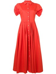 Alexis Gyles Dress Orange