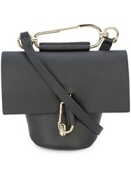 Zac Posen Belay Crossbody Bag Black