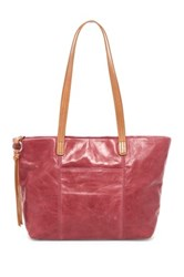 Hobo Cecily Leather Tote Pink