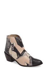 Amuse Society X Matisse Women's Last Call Patchwork Bootie