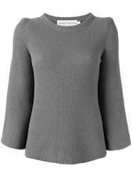 Goat Dot Jumper Grey