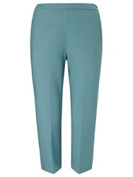 Eastex Crop Trouser Turquoise