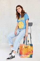 Urban Outfitters Canvas Tote Bag Multi