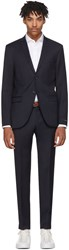Tiger Of Sweden Navy Jil Suit