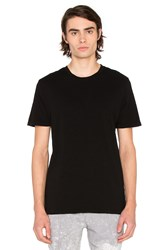 Cotton Citizen The Presley Japanese Slub Tee Black