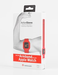 Twelve South 'Action Sleeve' Armband For Apple Watch Red