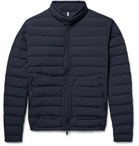 Moncler Acorus Quilted Shell Down Jacket Midnight Blue
