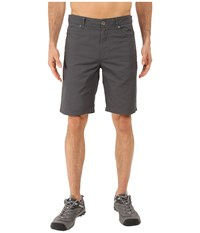 Columbia Bridge To Bluff Shorts Grill Graphite Men's Shorts Blue