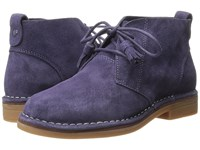 Hush Puppies Cyra Catelyn Purple Suede Women's Lace Up Boots