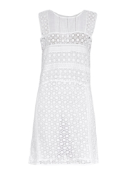 Vanessa Bruno Corie Cotton Crochet Dress