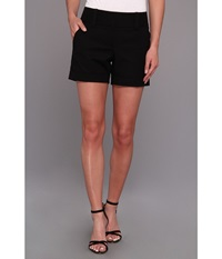 Vince Camuto Cuffed Short Rich Black Women's Shorts