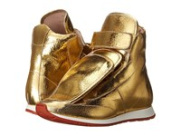 Vivienne Westwood 3 Tongue Trainer Gold Women's Shoes