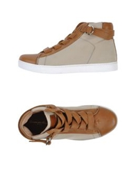 Gianvito Rossi High Tops And Trainers Beige