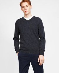 Aspesi Cashmere Sweater Dark Grey