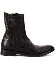 Isaac Sellam Experience The Last Conspiracy X Issac Boots Black
