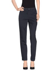 'S Max Mara Trousers Casual Trousers Women Dark Blue