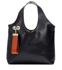 See By Chloe Jay Leather Shopper Black