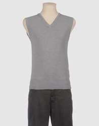Helios Sweater Vests Grey