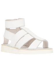 Swear 'Louise' Strappy Sandal White