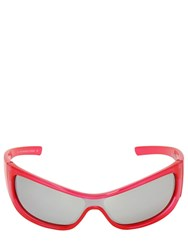 Le Specs Adam Selman The Monster Sunglasses Red