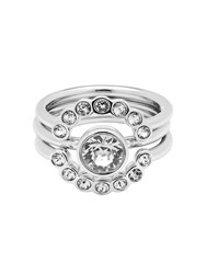 Ted Baker T13170102 Cadyna Crystal Ring Silver