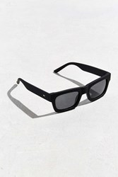 Urban Outfitters Classic Wide Sunglasses Black