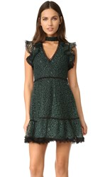 Alexis Lilly Dress Jade