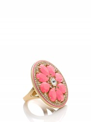 Kate Spade Out Of Office Grapefruit Ring