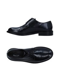 Henry Smith Lace Up Shoes Black