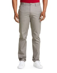 Lacoste Slim Fit Chino Pants Grey