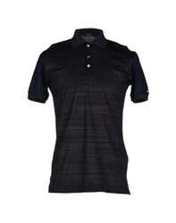 Baldinini Topwear Polo Shirts Men Black