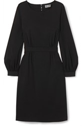 Paul And Joe Crepe Dress Black
