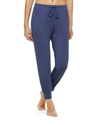 Kensie Keeper Jogger Sleep Pants Navy