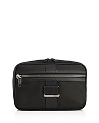Tumi Alpha Bravo Reno Travel Kit Black