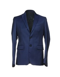 Guess By Marciano Suits And Jackets Blazers Dark Blue