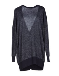 Essentiel Cardigans Dark Blue