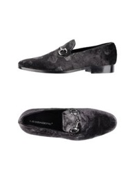 Messagerie Moccasins Steel Grey
