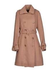 Amy Gee Coats Light Brown