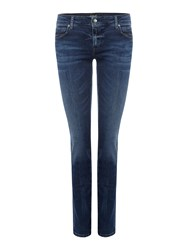Replay Rose Skinny Fit Jeans Denim